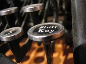 shift key